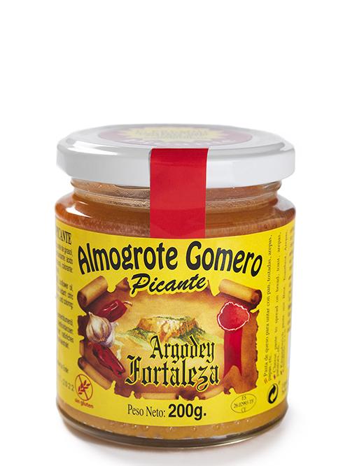 Almogrote picante gomero Argodey 200g