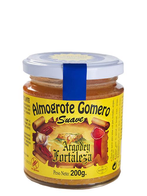 Almogrote suave gomero Argodey 200g