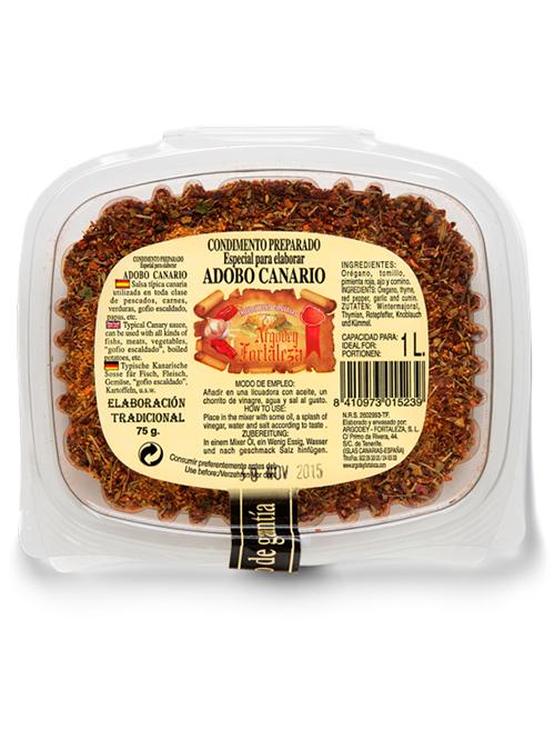 Argodey Fortaleza - Condimento Adobo Canario