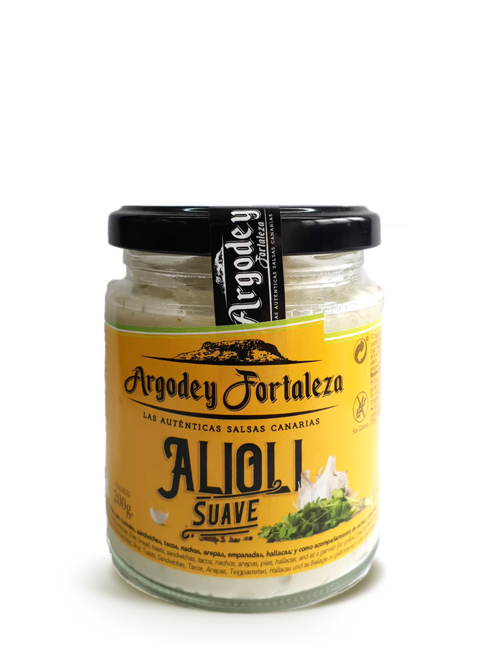 Argodey Fortaleza - Alioli Cremoso Suave