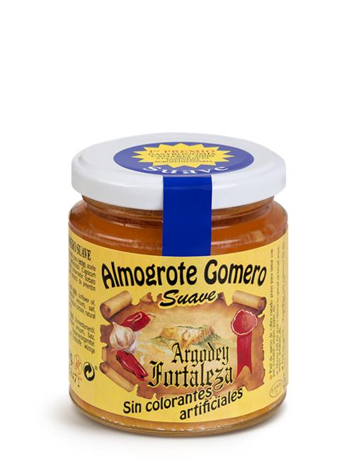 Argodey Fortaleza - Almogrote Gomero Suave