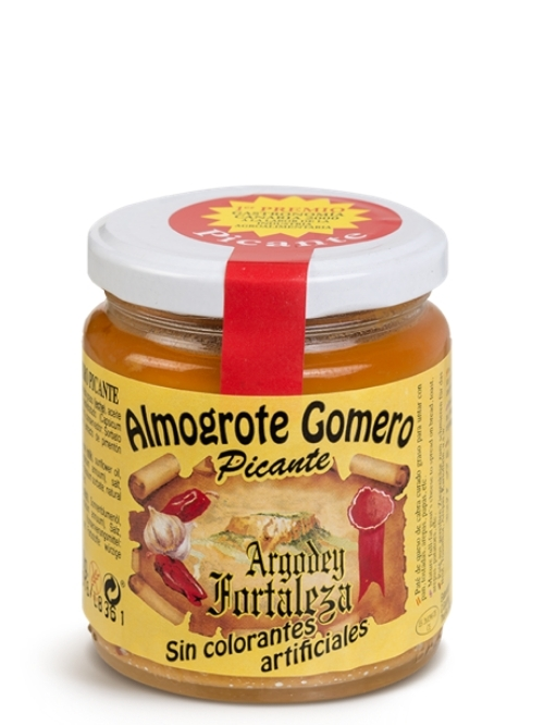 Argodey Fortaleza - Almogrote Gomero Picante