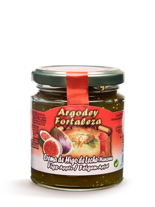 Argodey Fortaleza - Crema de Higo de Leche