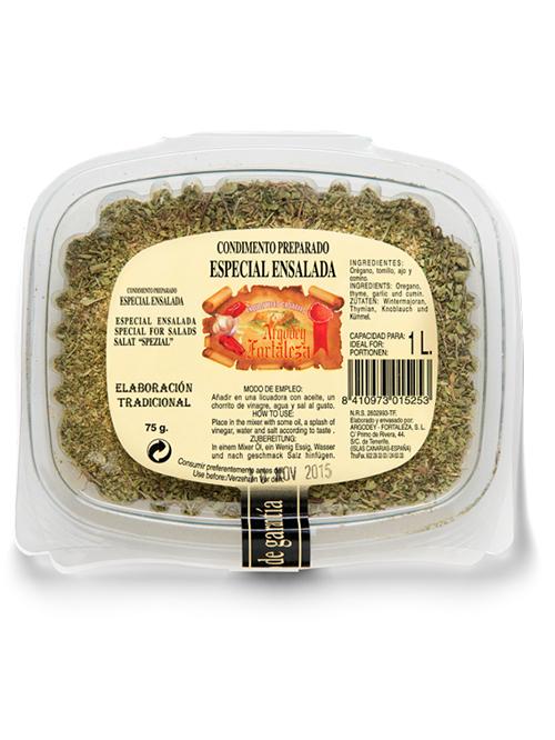 Argodey Fortaleza - Condimento Especial Ensalada