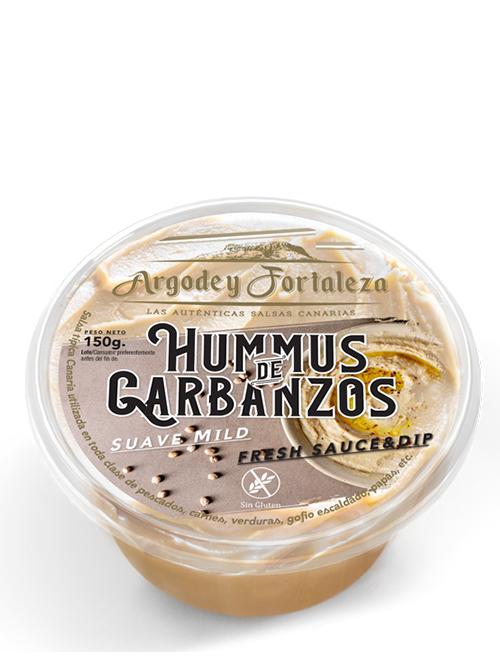 Argodey Fortaleza - Crema de Hummus Garbanzos