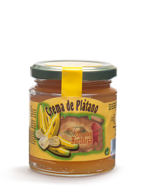 Argodey Fortaleza - Mermelada de Plátano