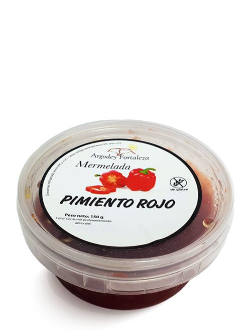 mermelada pimiento rojo