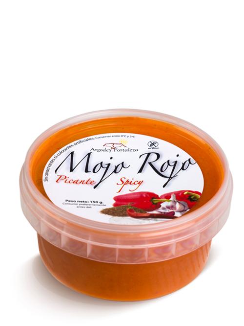 Argodey Fortaleza - Mojo Rojo Pîcante
