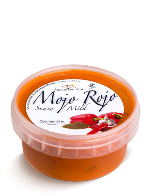 Mojo Rojo Suave