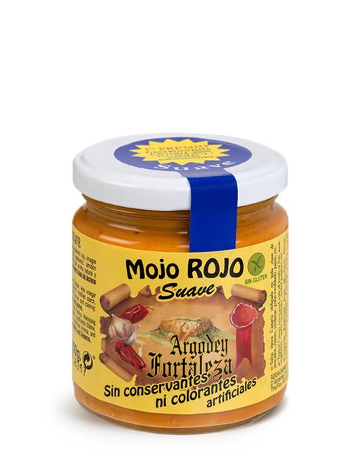 Argodey Fortaleza - Mojo Rojo Suave