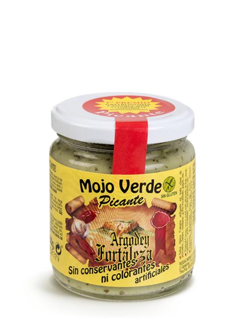 Argodey Fortaleza - Mojo Verde Picante
