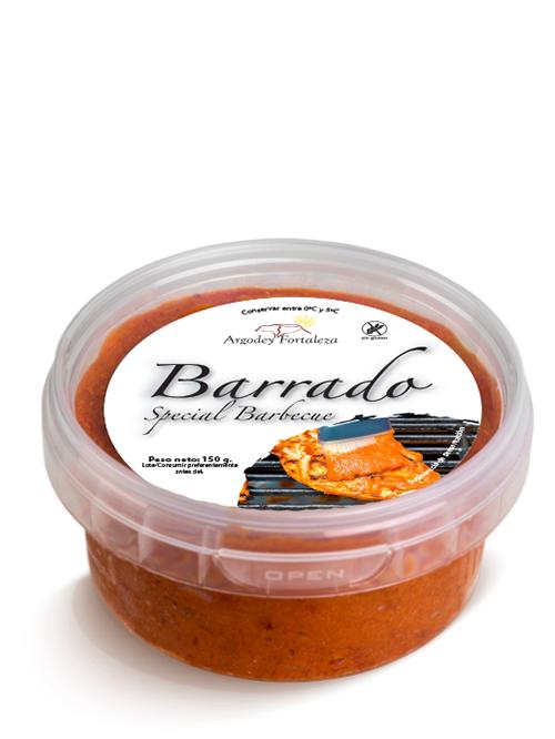 Argodey Fortaleza - Salsa Barrado