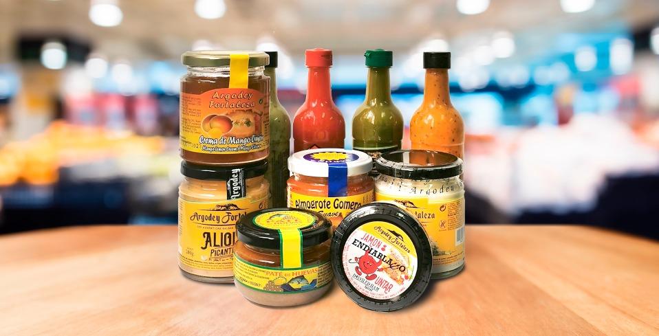 Productos de Argodey Fortaleza